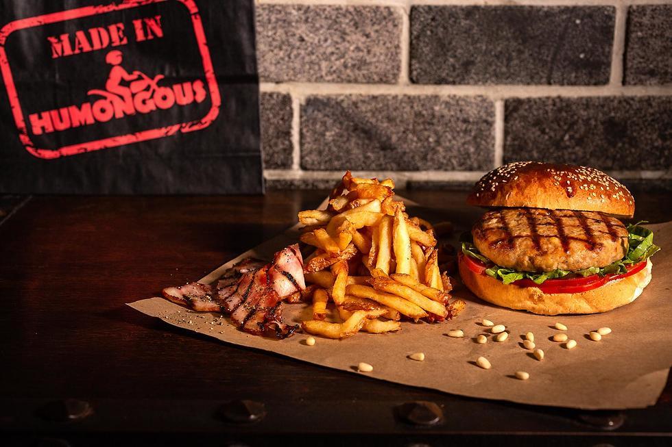 המבורגר עד 59 שקלים (צילום: דני גולן)