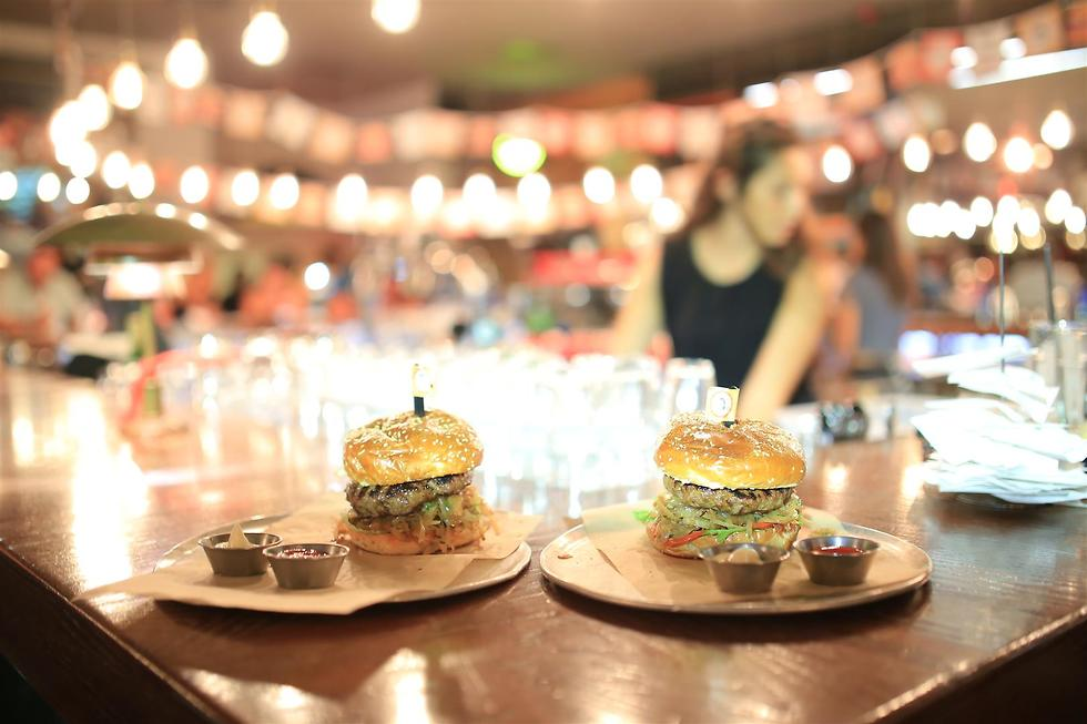 המבורגר עד 59 שקלים (צילום: יח