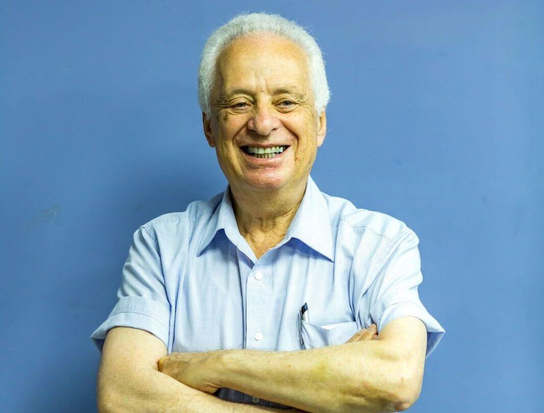 Профессор Исраэль Влодавски. Фото: Таль Хефец (Технион)