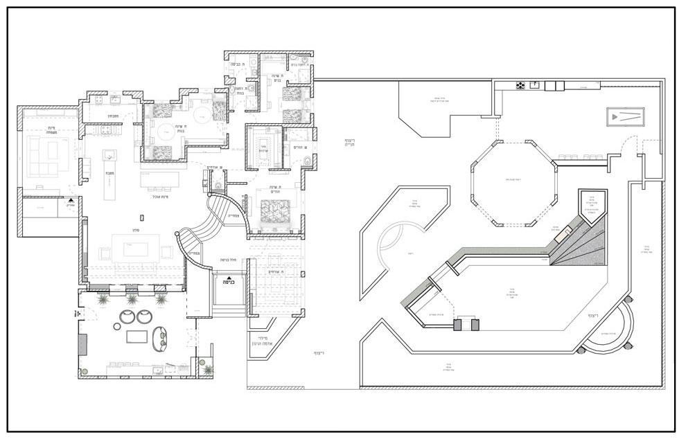 תוכנית הבית והחצר (תוכנית: מייסא חדאד ברברנה)