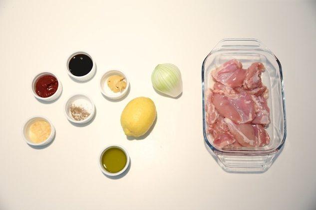 Все, что нужно для блюда. Фото: Ярон Бреннер