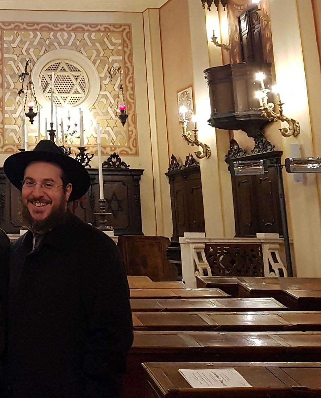 הרב יוסף לאבי (צילום: אילת מאמו שי)