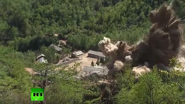 פיצוץ אתר נשק גרעיני ()