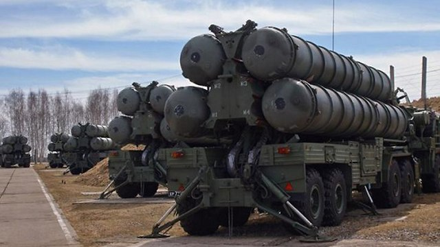 Missiles aboard the new S-500 aerial defense system (Photo: AP)