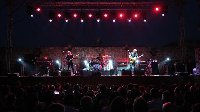 קאמל בהופעה (צילום: אורית פניני)
