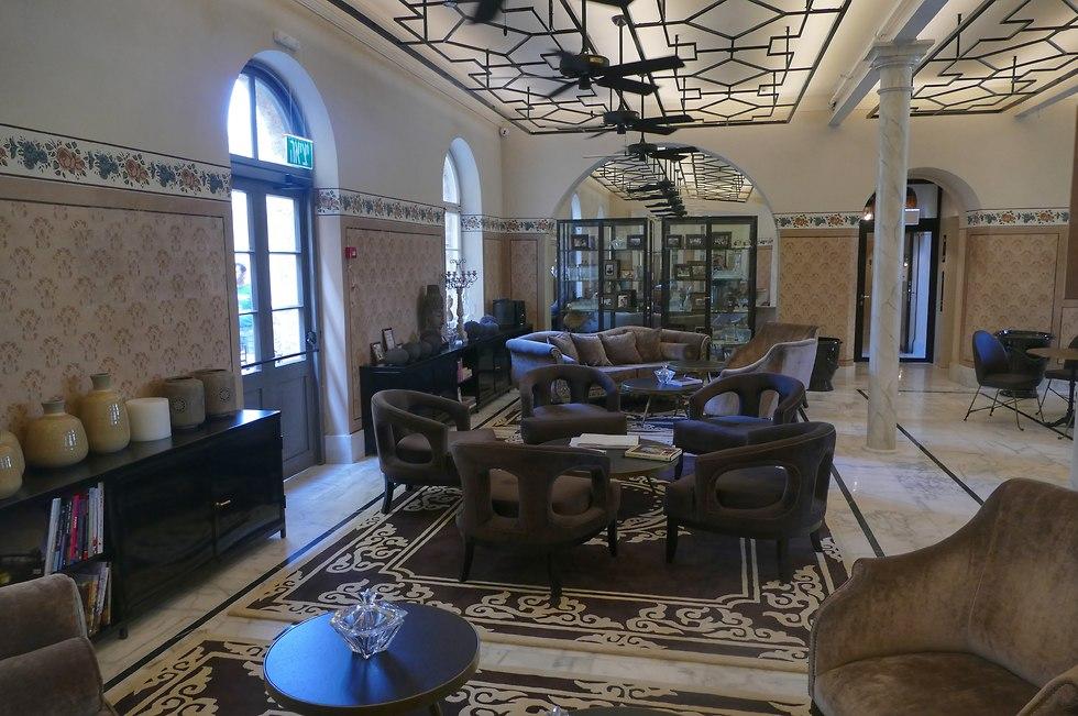 מלון דריסקו (צילום: יואב יערי)