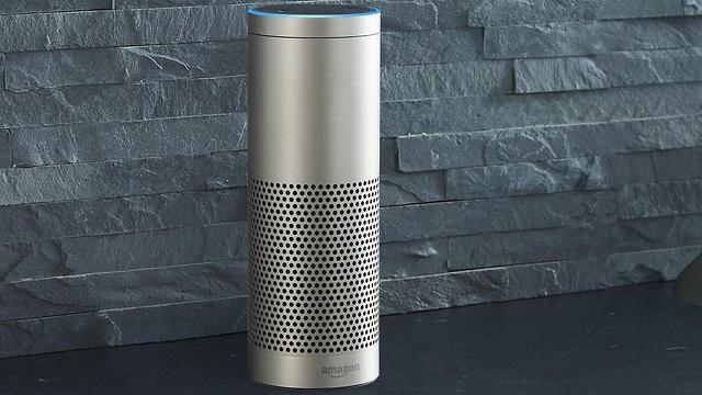 Акустическая система Amazon Echo. Фото: Amazon
