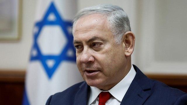 Prime Minister Benjamin Netanyahu. Devoted to the Hamas rule in Gaza (Photo: Reuters)