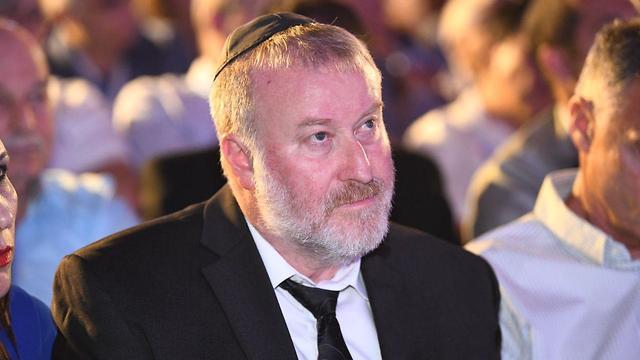 Attorney General Avichai Mandelblit (Photo: Yair Sagi)
