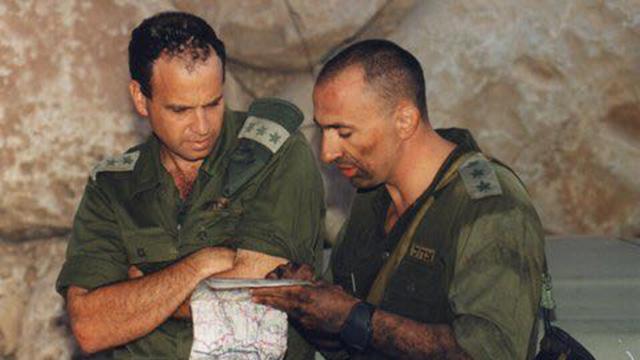 קובי מרום ארז גרשטיין לבנון (באדיבות קובי מרום)