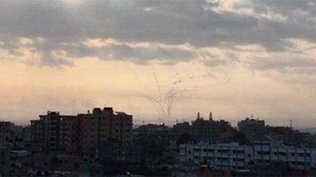Rocket fire from Gaza