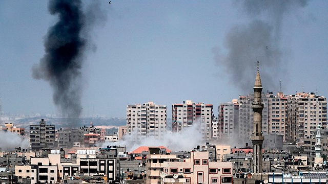 IDF targeting Hamas in Gaza