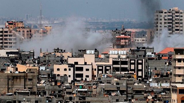 Удары по Газе (Photo: AFP)