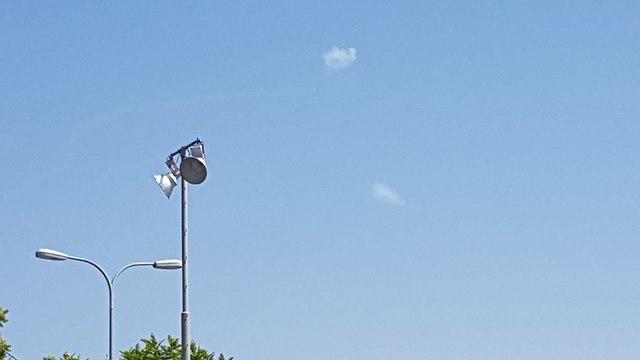 Перехват ракет над Сдеротом