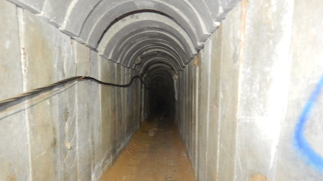 Israel Defense Prize awarded to tunnel discovery project