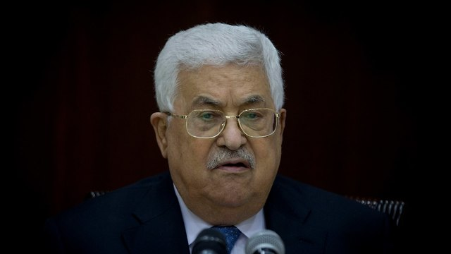 Palestinian Authority President Mahmoud Abbas (Photo: AP)