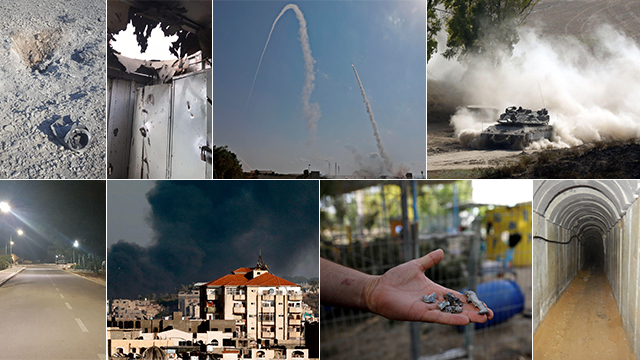 All sides in Gaza escalation prepared for a very limited conflict