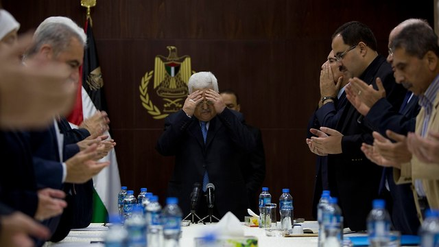 President Mahmoud Abbas (Photo: AP)
