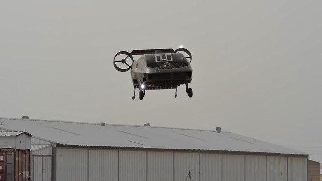 """Беспилотник-эвакуатор """"Шафририт"""". Фото: Tactical Robotics"""