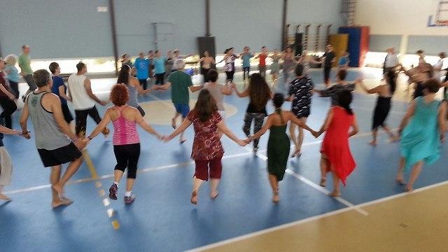 Folk dances  (Photo:David Guy)