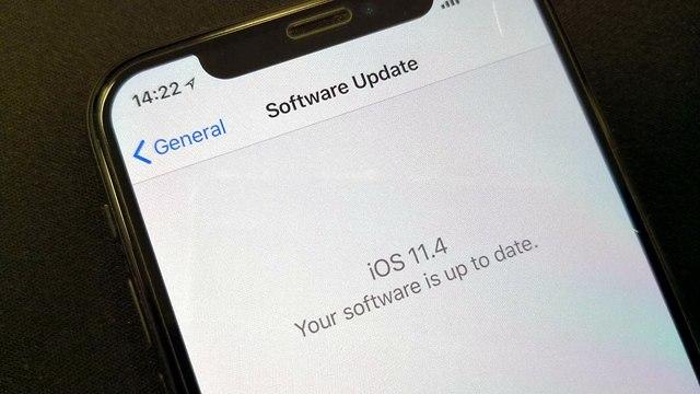 iOS 11.4 (צילום: גיא לוי)