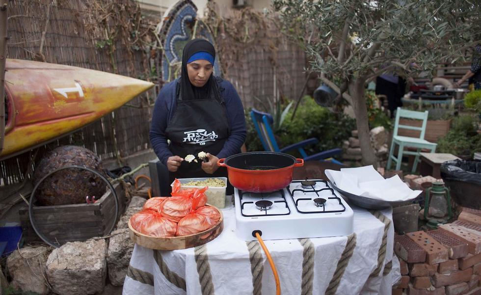 אוכל לרמדאן (צילום: ענת גיא)