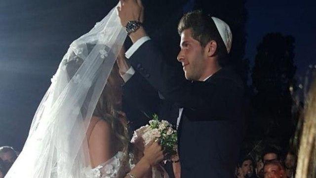 חתונה קורל סימנוביץ' סרג'י רוברטו ()