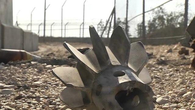 החיים באזור מעבר כרם שלום ועוטף עזה בצל ההסלמה בדרום (צילום: רועי עידן )
