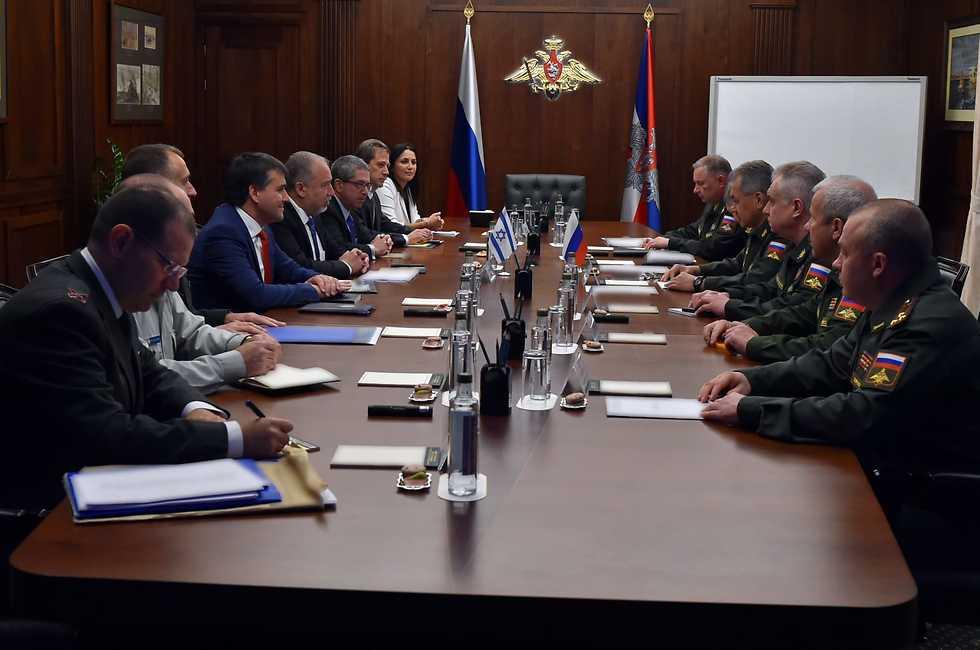 (Photo: Defense Ministry)
