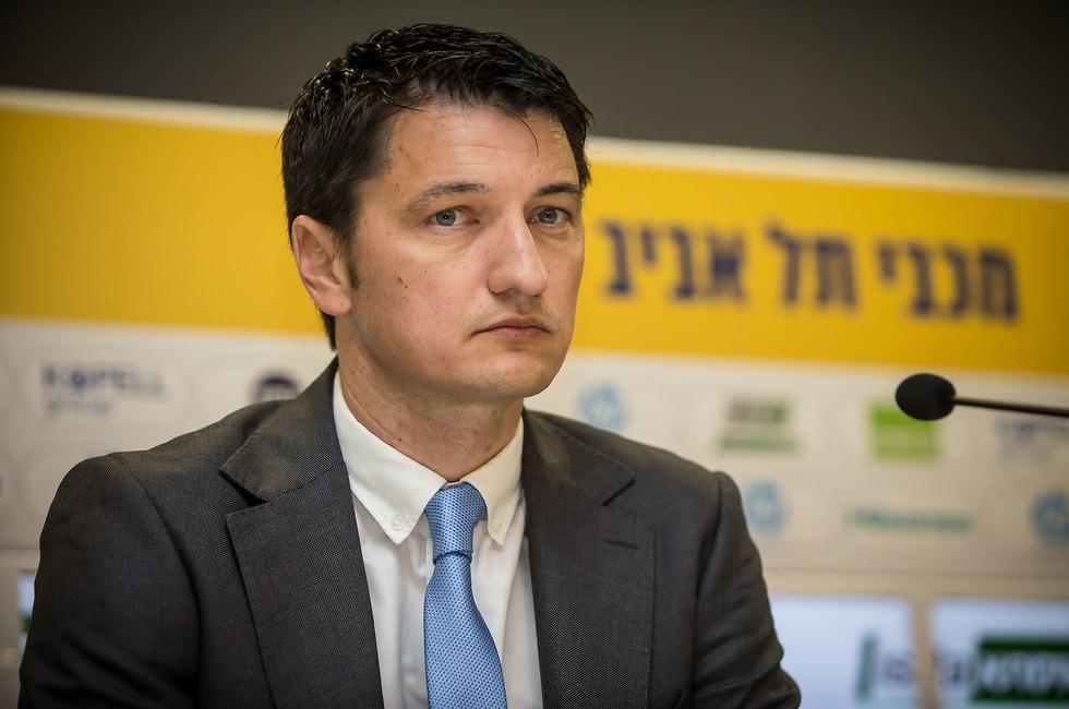 ולדימיר איביץ' מכבי תל אביב  (צילום: עוז מועלם )