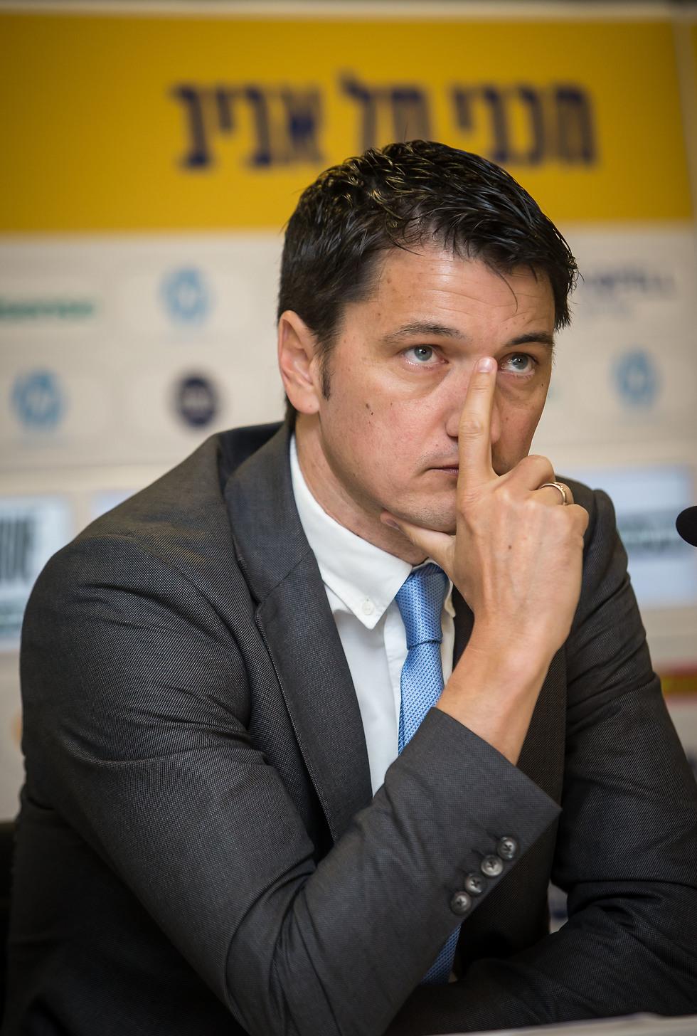 ולדימיר איביץ' (צילום: עוז מועלם)