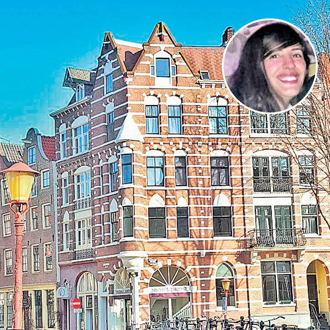 הולכים ואוכלים באמסטרדם. גל דברת