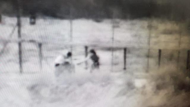 Infiltration attempt (Photo: IDF Spokeman's Office)