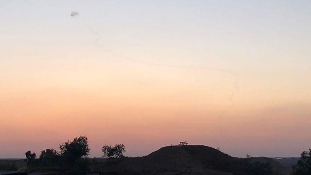 Iron Dome successfully intercepts mortar