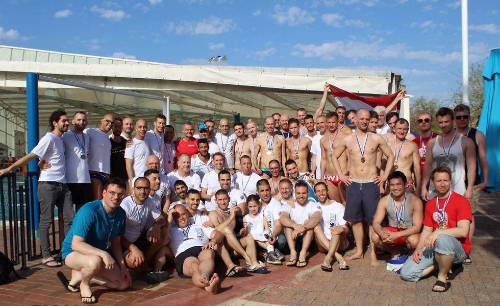 מועדון ספורט גאה תל אביב (צילום: לאוניד ויינשטיין)