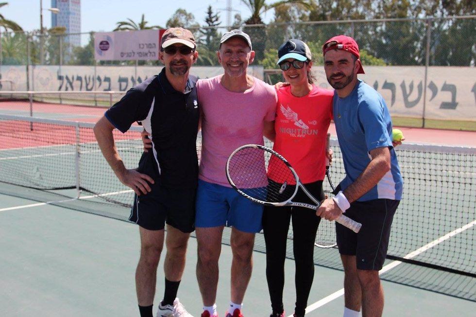 מועדון ספורט גאה תל אביב (צילום: שגיא קריספין)