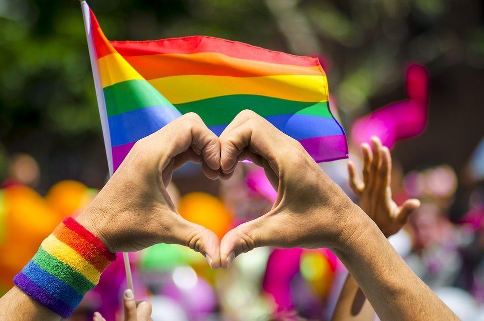 מצעד גאווה (צילום: shutterstock)
