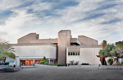 מוזיאון תל אביב לאמנויות (בשיתוף יצחק ישר) (צילום: גיל בר )