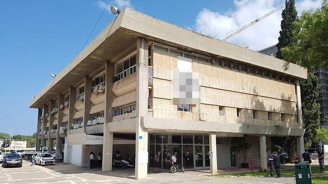 Муниципалитет Хадеры. Фото: Идо Эрез