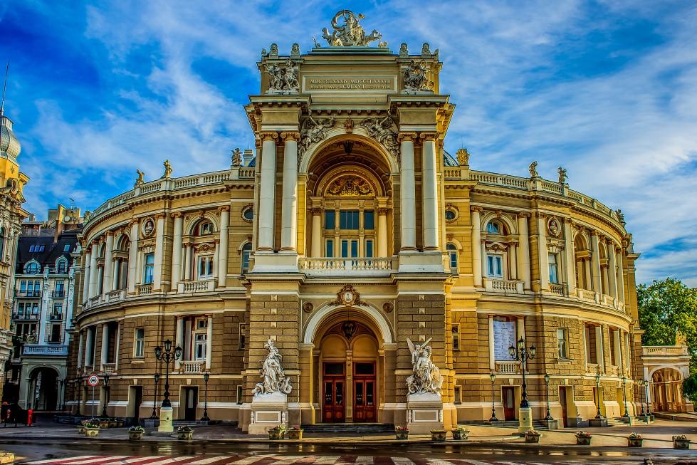 בית האופרה והבלט (צילום: באדיבות קשרי תעופה)