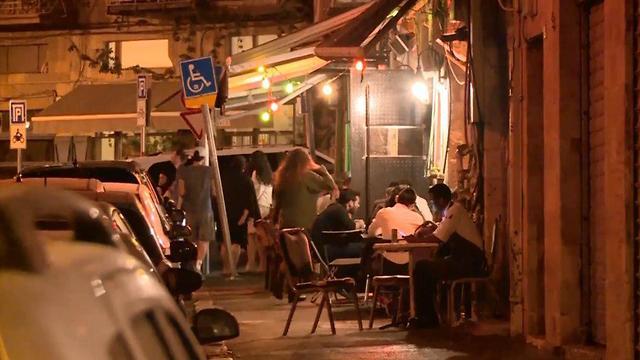 ברים מסעדות חיי לילה שוק מחנה יהודה (צילום: אלכס גמבורג)
