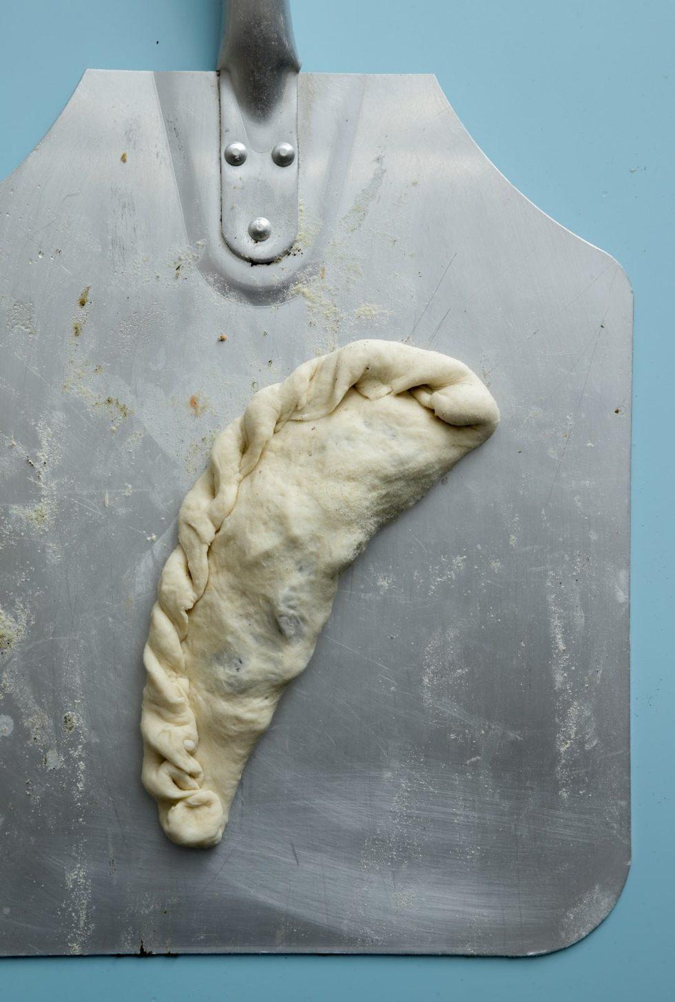 גיא גמזו פיצה (צילום: ירון ברנר)