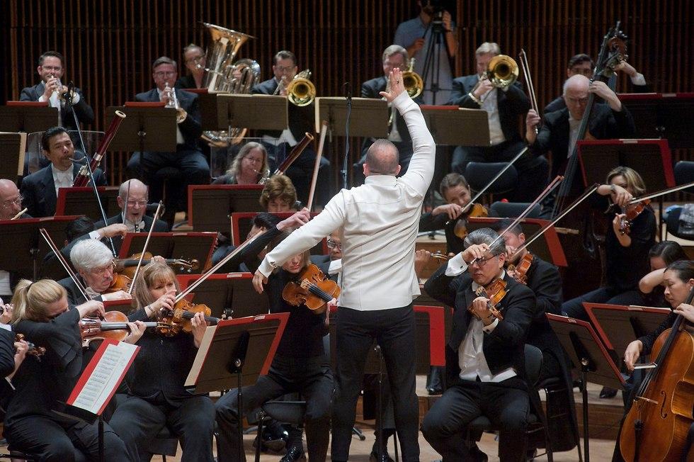 תזמורת פילדלפיה (צילום: מקסים ריידר )