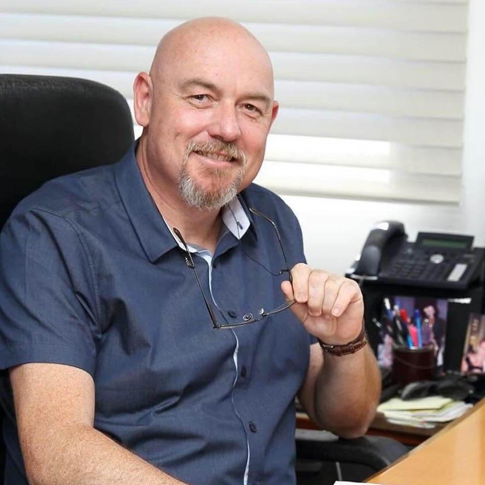 Дмитрий Апарцев. Фото: пресс-служба регионального совета Кацрин