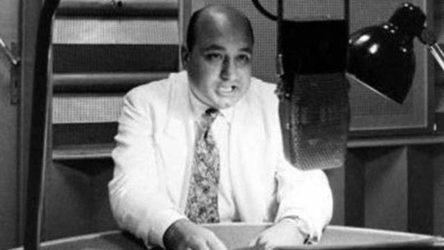 אחמד סעיד שדרן רדיו מצרי  ()