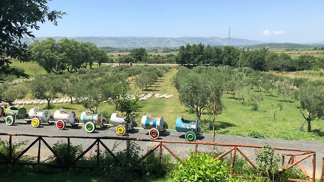 חווה אורגנית ()