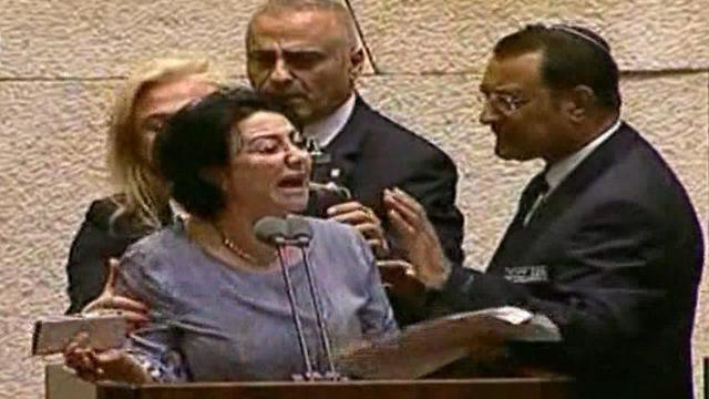 (Photo: Knesset Channel)