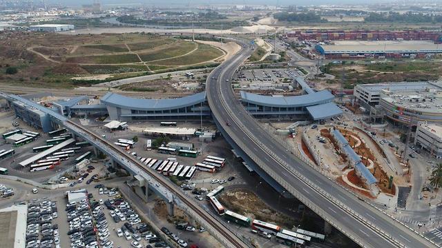 תחנה מרכזית חיפה (יפה נוף)