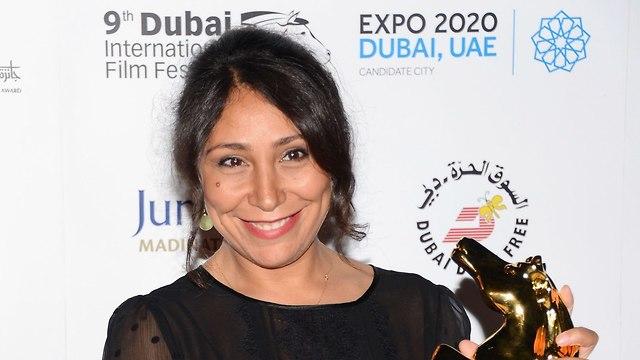 הייפא אל מנסור במאית סעודיה כתבת סוף שבוע אמיר בוגן (צילום: gettyimages)