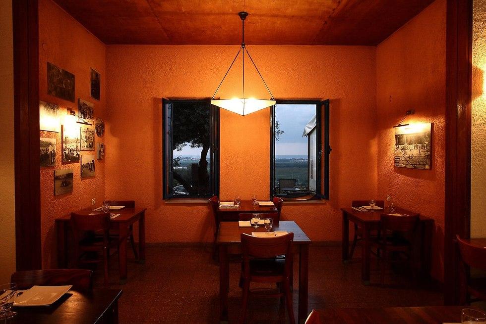 מסעדת אדלינה (צילום מתוך אתר המסעדה)